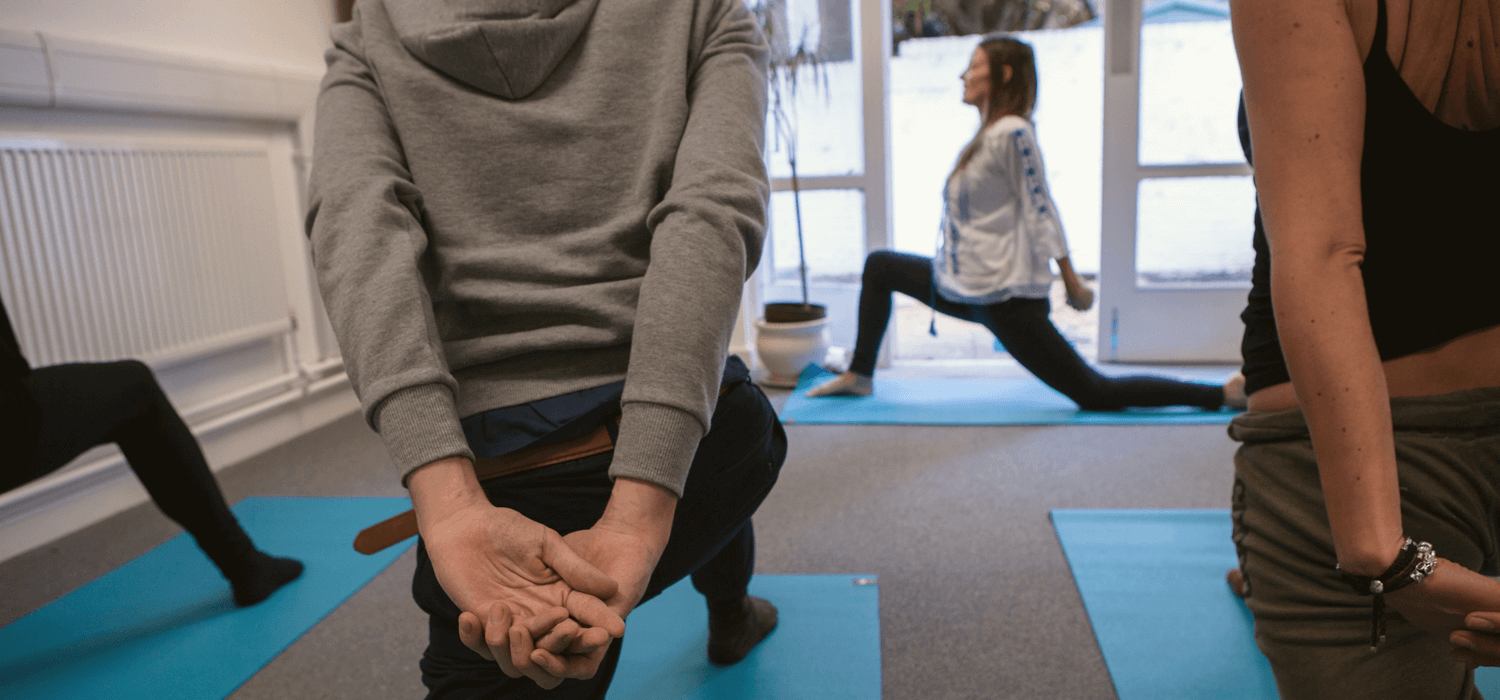 Oxford Recovery Therapies - Yoga Training